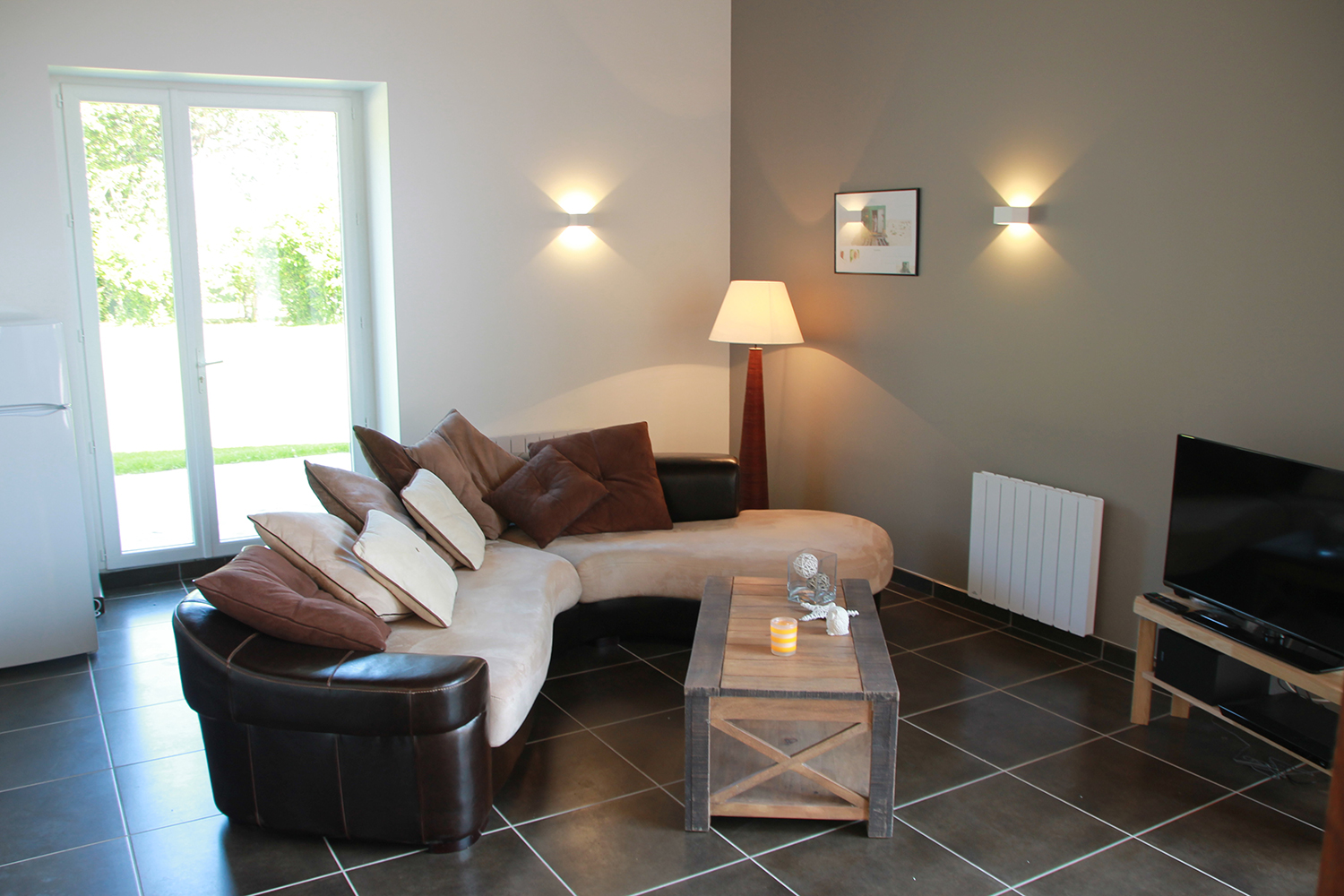 Salon Manoir le Launay