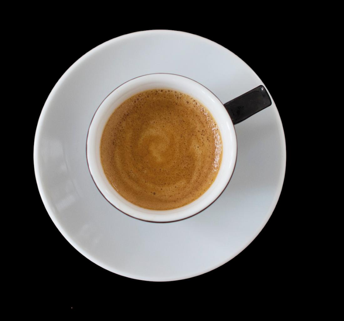 On offre le café !