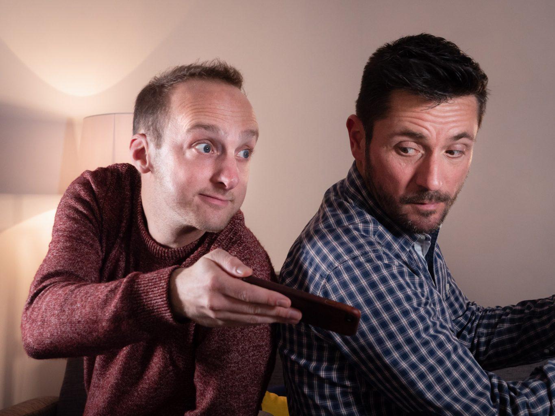 Arnaud et Cédric : fondateurs de l'agence